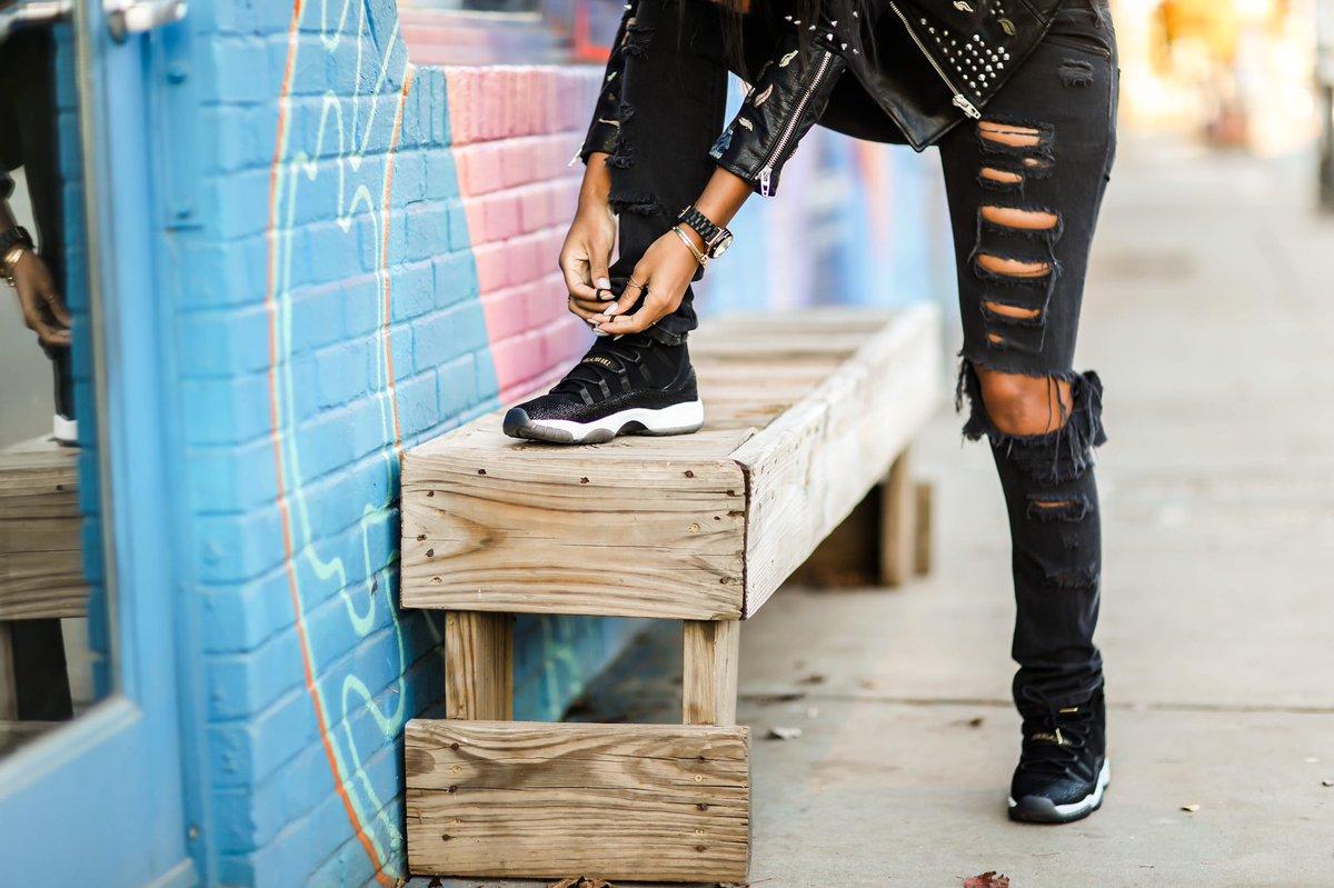 Michael Jordan S Daughter Continues Jordan Brand Legacy And Debuts